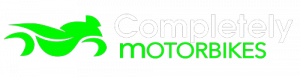 Completely Motorbikes Logo no strapline_Logo NO Strapline BRIGHT GREEN - SMALL